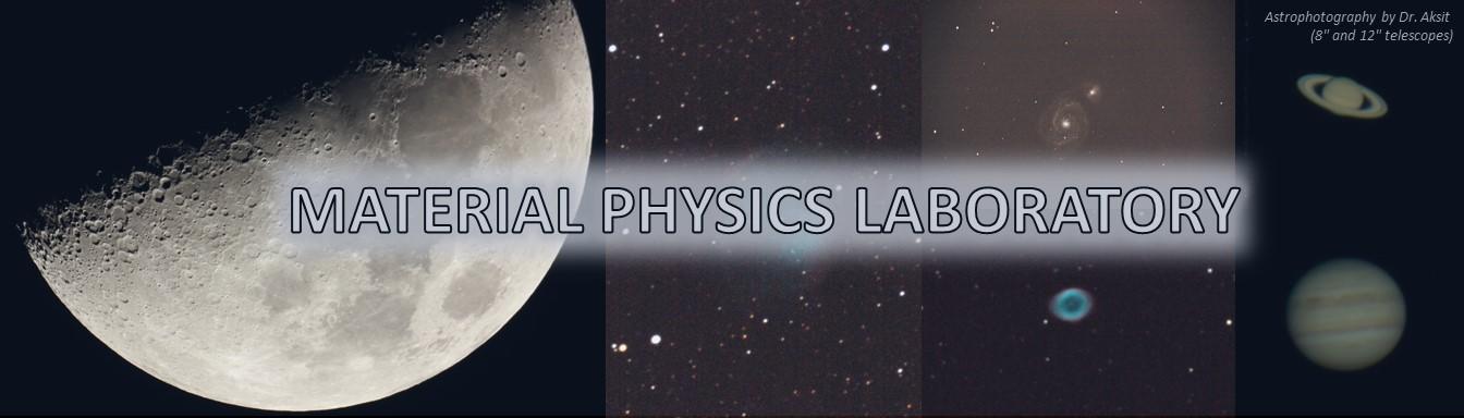 Material Physics Laboratory